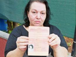 Estambul mujer pasaporte urss