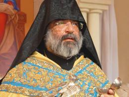 Estambul patriarca armenio mutafyan
