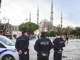 Estambul policia turca