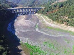 Estambul presa pantano sequia