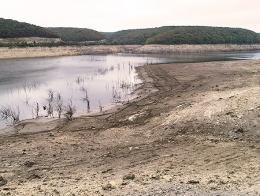 La sequía está afectando a los pantanos que abastecen de agua a Estambul