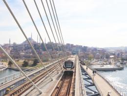 Estambul transporte publico metro