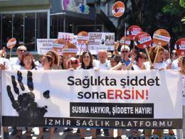 Izmir protestas medicos agresiones pacientes