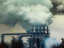 Medioambiente contaminacion aire fabricas