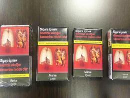 Tabaco cigarrillos paquetes tabaquismo