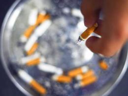 Tabaco fumador cigarrillos