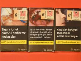 Tabaco nuevas cajetillas cigarrillos