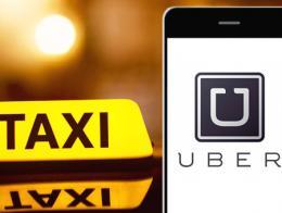 Taxi taxistas uber guerra