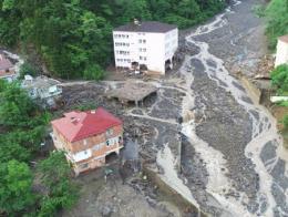 Trabzon inundaciones riada desastre