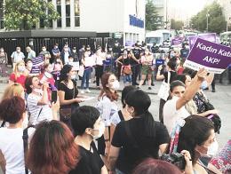 Ankara protesta mujeres