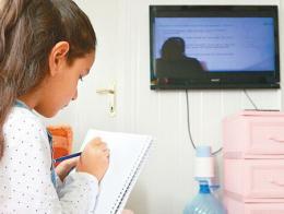 Educacion distancia casa pandemia