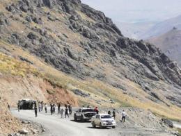 Turquia accidente autobus hakkari