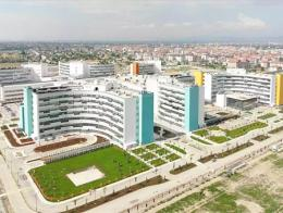 Turquia ciudad hospital konya