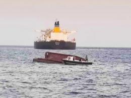 Turquia colision barcos mediterraneo