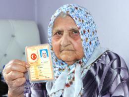 Turquia mujer centenaria coronavirus