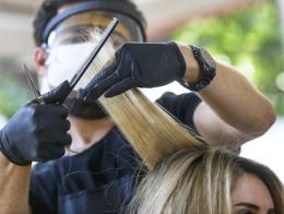 Turquia peluqueria pandemia