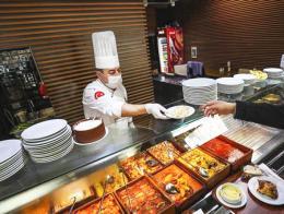 Turquia restaurantes coronavirus