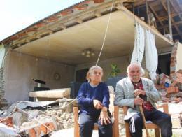 Turquia terremoto casas bingol