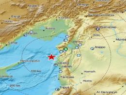 Turquia terremoto seismo hatay