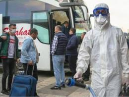 Turquia viajes autobus coronavirus