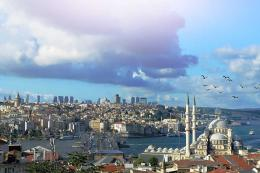 Estambul metropolis turca