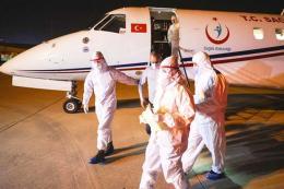 Turquia ciudadanos evacuados tanzania