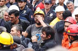 Turquia desastre minero soma