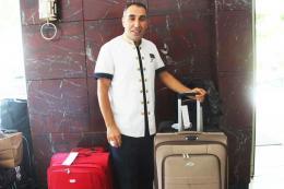 Turquia empleados hotel herencia turista