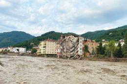 Turquia inundaciones kastamonu