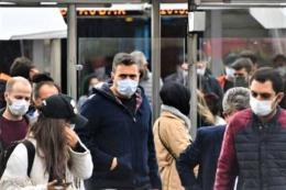 Turquia mascarillas pandemia coronavirus