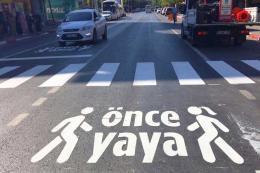 Turquia paso peatones