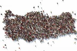 Turquia poblacion habitantes
