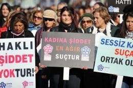 Turquia protesta violencia genero
