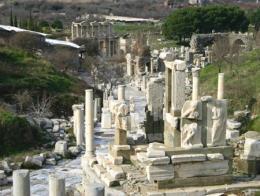 Efeso ruinas turquia