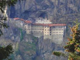 Trabzon monasterio sumela