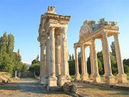Afrodisias ruinas aydin