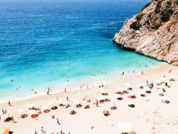 Antalya kalkan playa kaputas