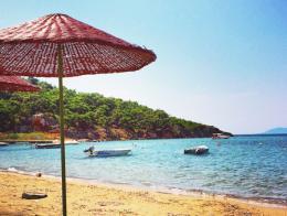 Balikesir ayvalik playa badavut