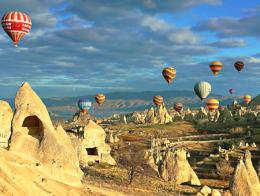 Capadocia tours globo turismo