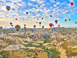 Capadocia viajes globo