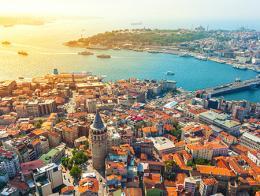 Estambul turismo vistas casco historico