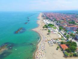 Sakarya playas karasu mar negro