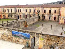 Sinop carcel alcatraz anatolia