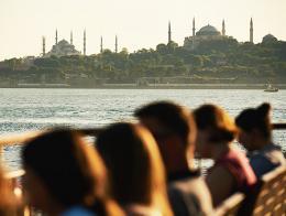Estambul bosforo santa sofia mezquita azul