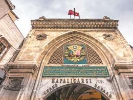 Estambul gran bazar