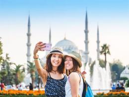 Estambul turistas sultanahmet turismo