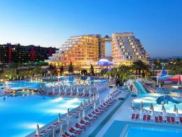 Turquia hotel antalya