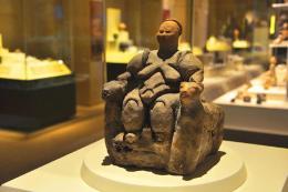 Museo de las Civilizaciones de Anatolia, en Ankara