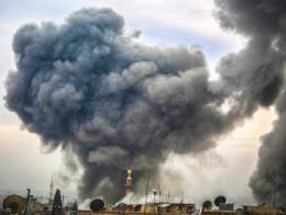 Siria bombardeos regimen assad