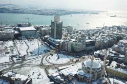 Estambul taksim bosforo nevada